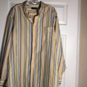 Roundtree  & Yorke Button Down Shirt